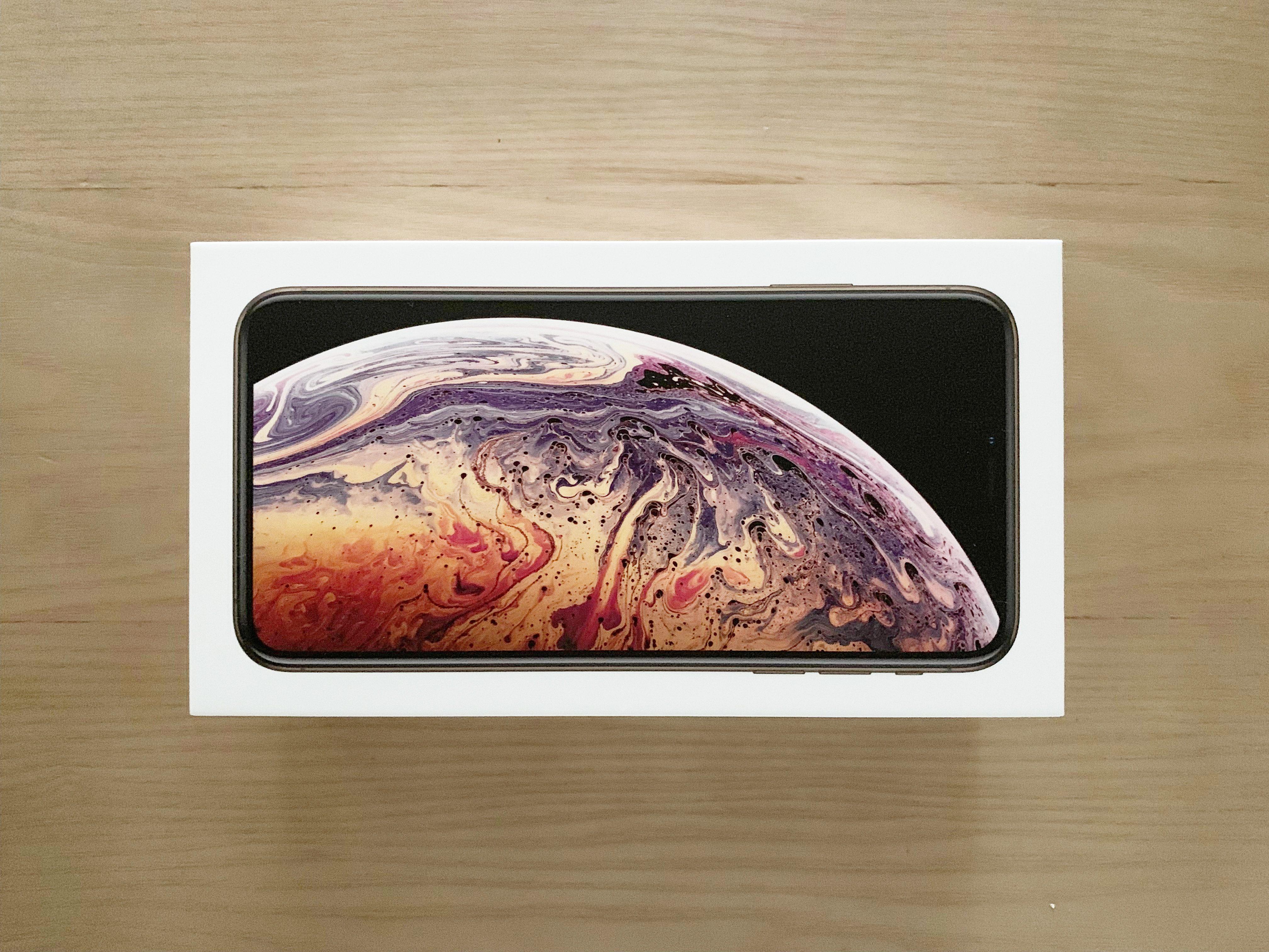 新型iPhone XS MAX を購入しました!パート② 使用感編