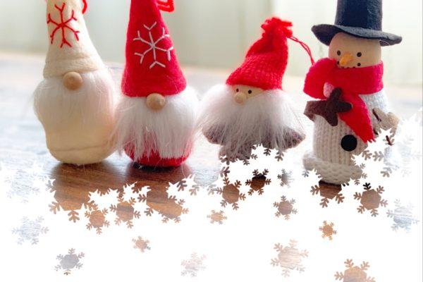 【セリア】可愛いクリスマスアイテム